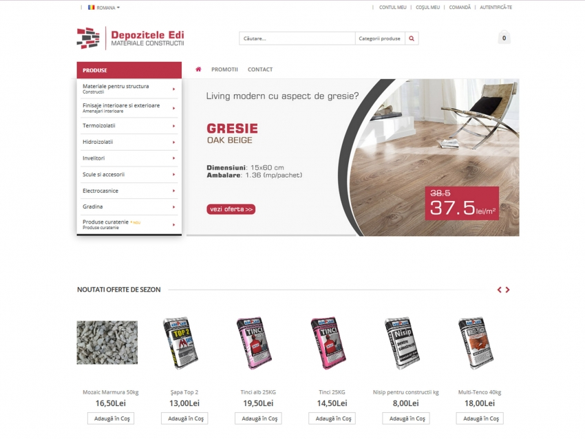 realizare-magazin-online-depozit