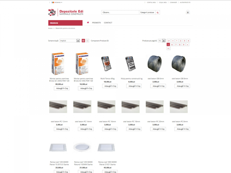 realizare-magazin-online-pagina-categorie
