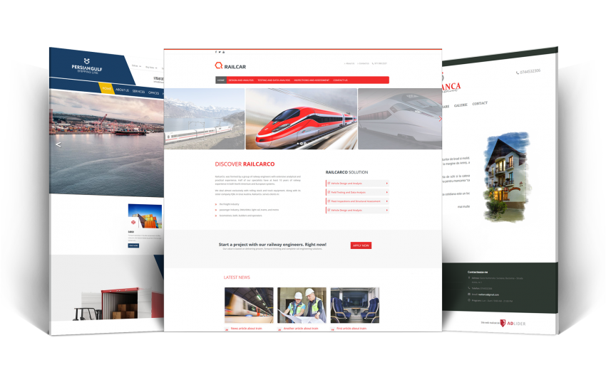 servicii-web-design-site-prezentare